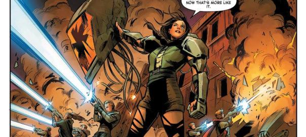 Capitana Marvel #4