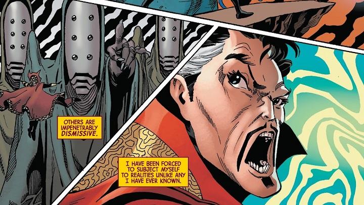 Doctor Extraño #11 (#44)
