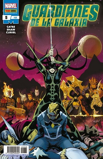 Guardianes de la Galaxia #5 (#68)