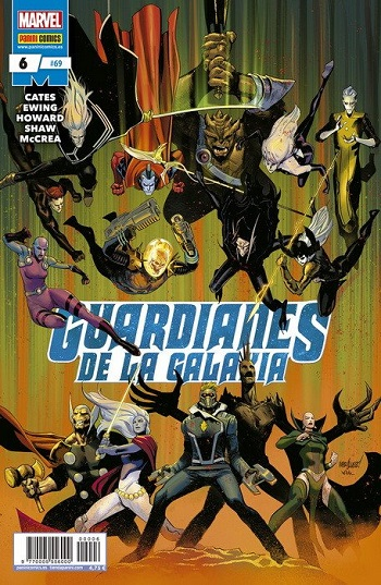 Guardianes de la Galaxia #6 (#69)