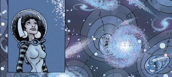 Infinity 8 #3: Guerrilla Simbólica