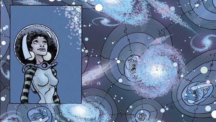 Infinity 8 #4: Guerrilla Simbólica
