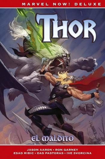 Thor de Jason Aaron #2: El Maldito