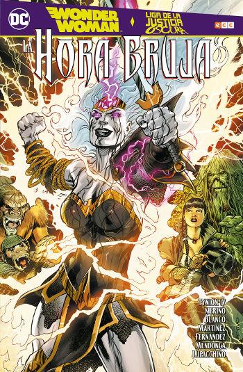Wonder Woman/Liga de la Justicia Oscura