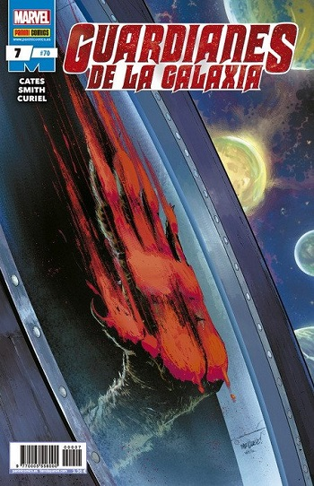 Guardianes de la Galaxia #7 (#70)
