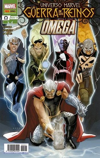 La Guerra de los Reinos: Omega