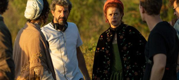 Alberto Rodríguez y Patricia López Arnáiz