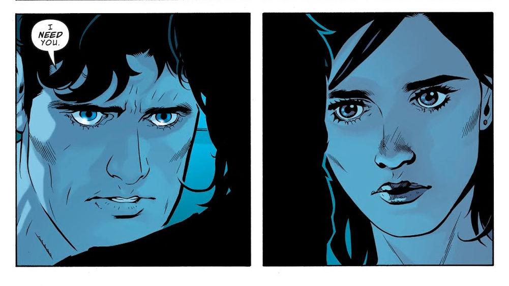 Clark y Lois