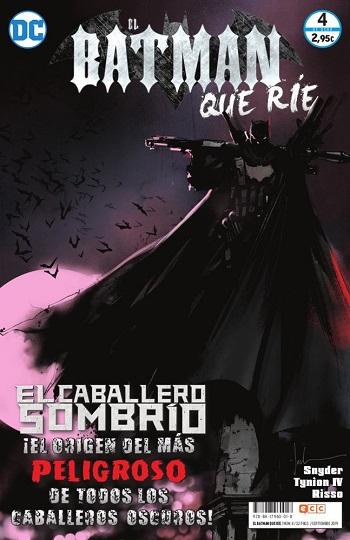 El Batman que Ríe #4