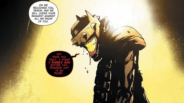 El Batman que Ríe #6
