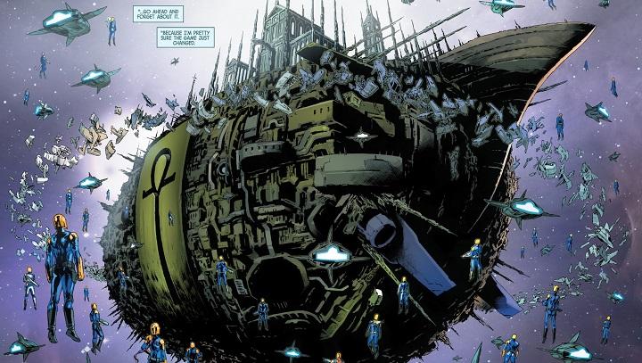Guardianes de la Galaxia #7 (#70)