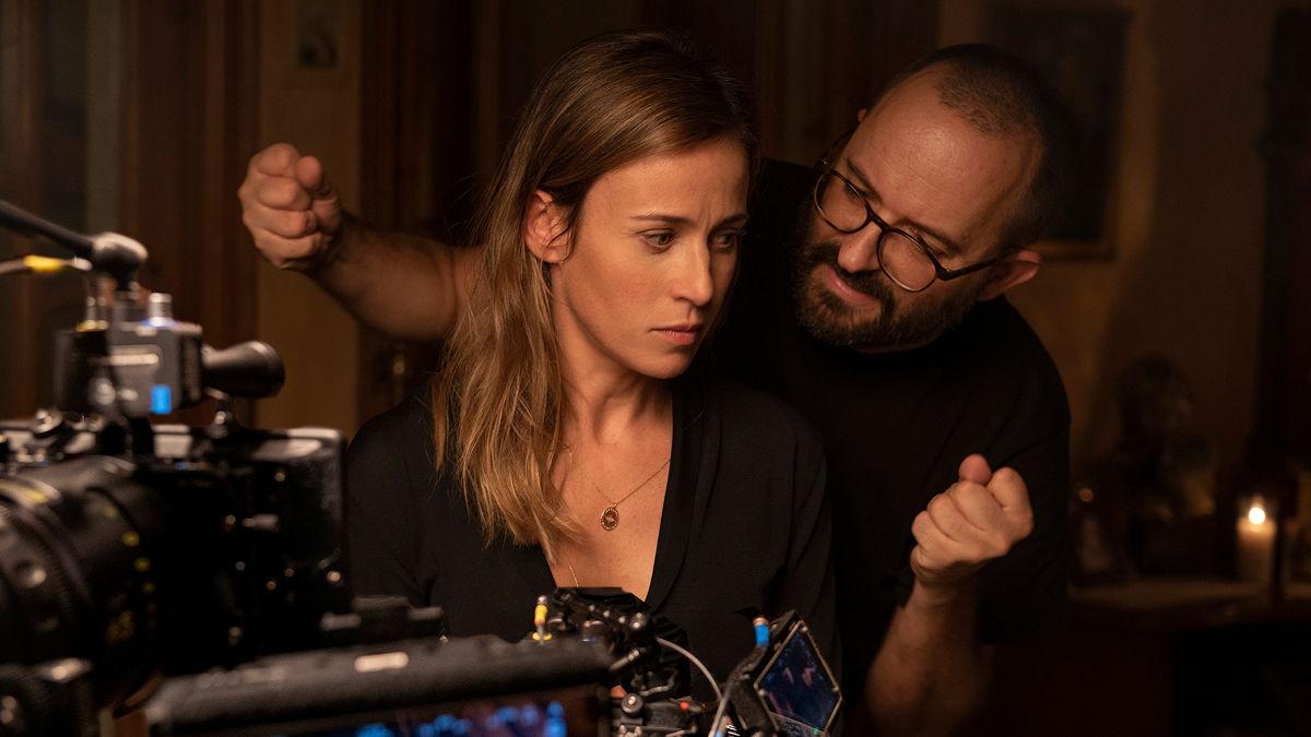 Marta Etura y Fernando González Molina