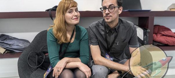Patricia Martín y Raúl Allén