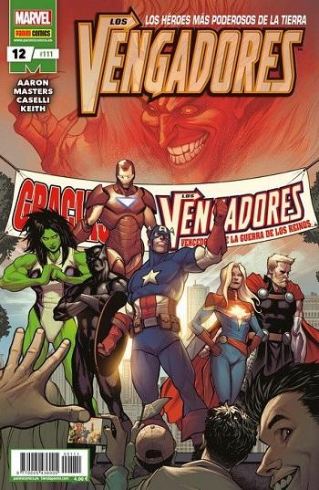 Los Vengadores #12 (#111)