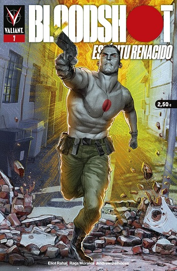 Bloodshot: Espíritu Renacido #7