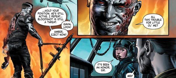 Bloodshot: Espíritu Renacido #8