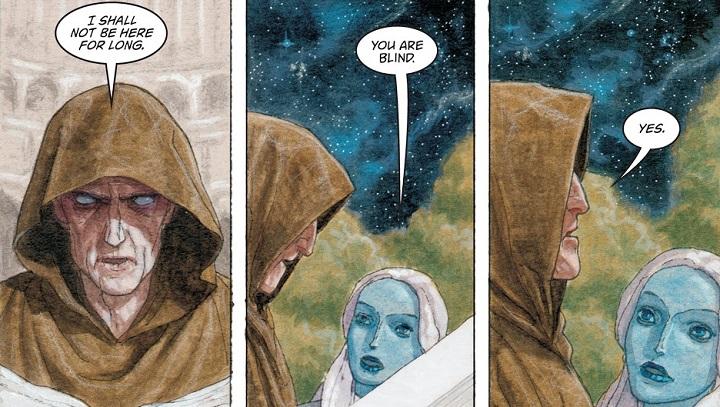 Sandman: El Corazón de una Estrella