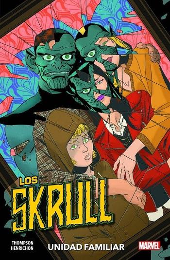 Los Skrull: Unidad Familiar