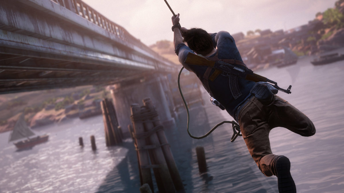 Uncharted: La traición de Drake