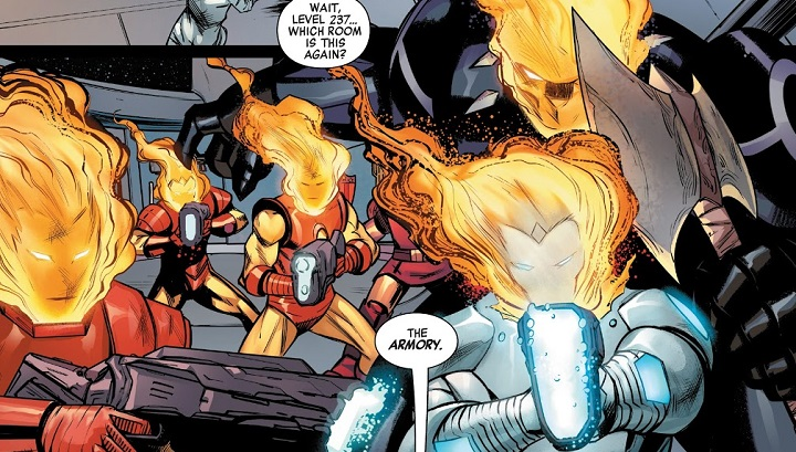 Los Vengadores #13 (#112)