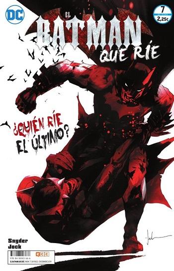 El Batman que Ríe #7