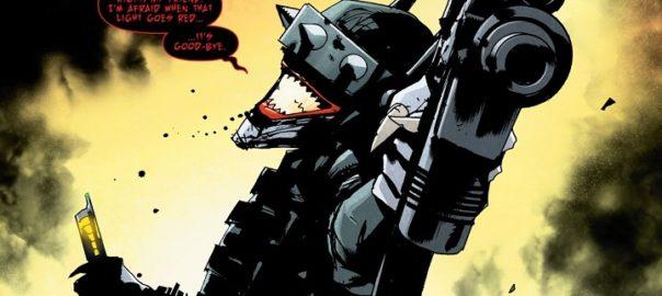 El Batman que Ríe #8
