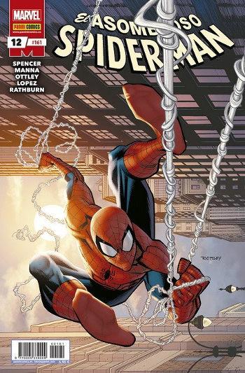 El Asombroso Spiderman #12