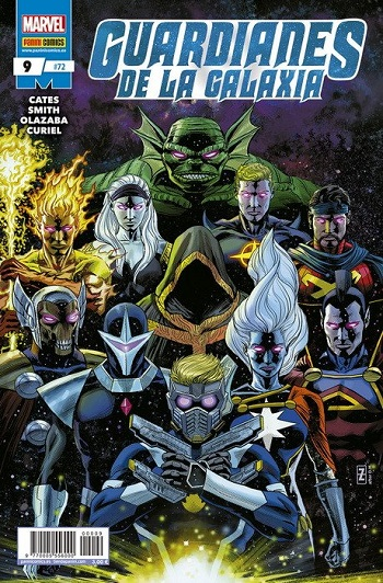 Guardianes de la Galaxia #9 (#72)
