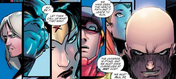 Liga de la Justicia #16