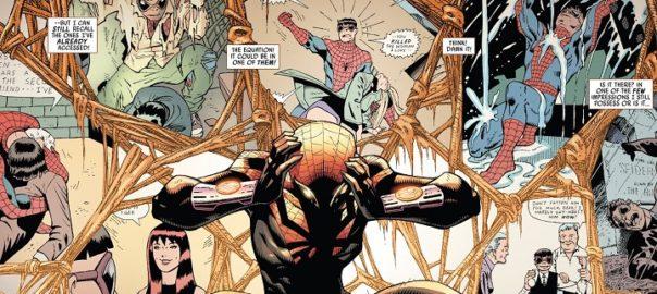 Spiderman Superior: El Mal Necesario