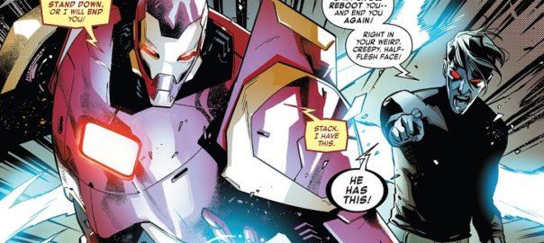 Tny Stark: Iron Man #11