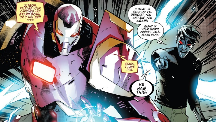 Tony Stark: Iron Man #11