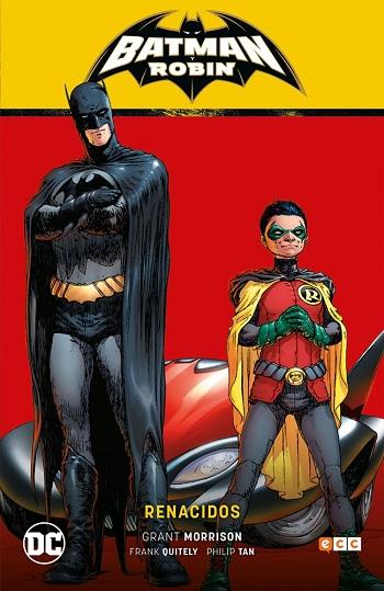 Batman y Robin: Renacidos