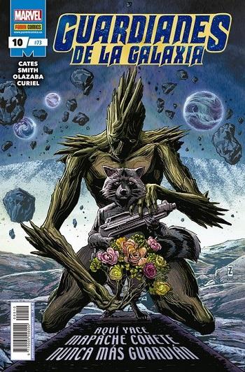 Guardianes de la Galaxia #10 (#73)