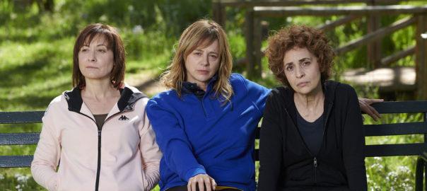Nathalie Poza, Emma Suárez y Adriana Ozores