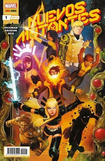 Nuevos Mutantes #1