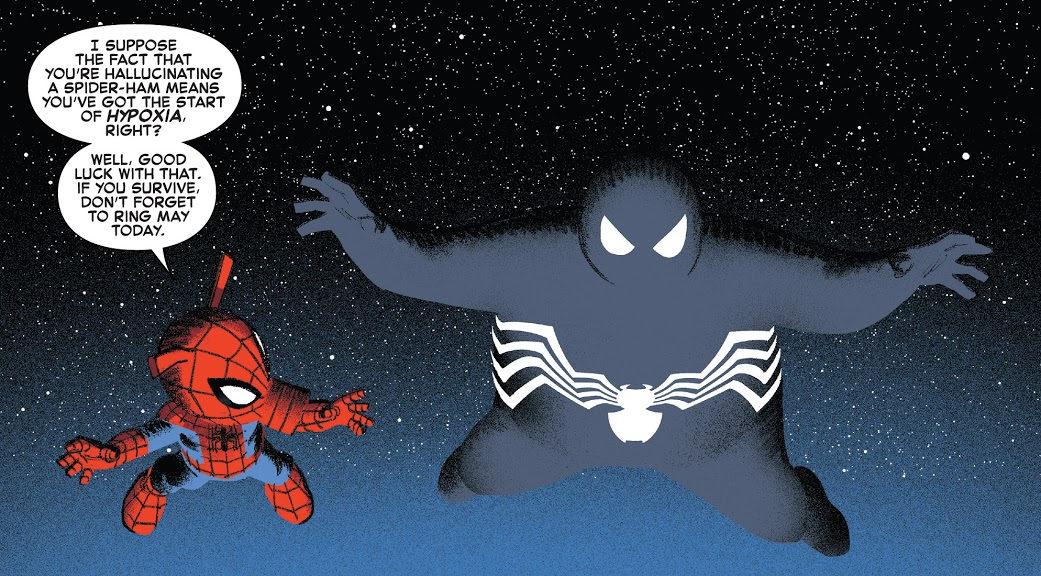 El Asombroso Spiderman: Círculo cerrado
