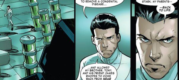 Tony Stark: Iron Man #12