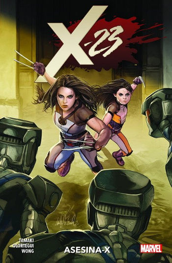 X-23: Asesina-X
