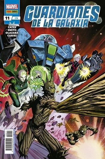 Guardianes de la Galaxia #11 (#74)