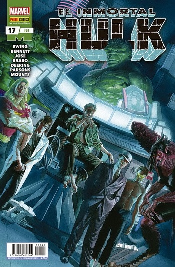 El Inmortal Hulk #17 (#92)