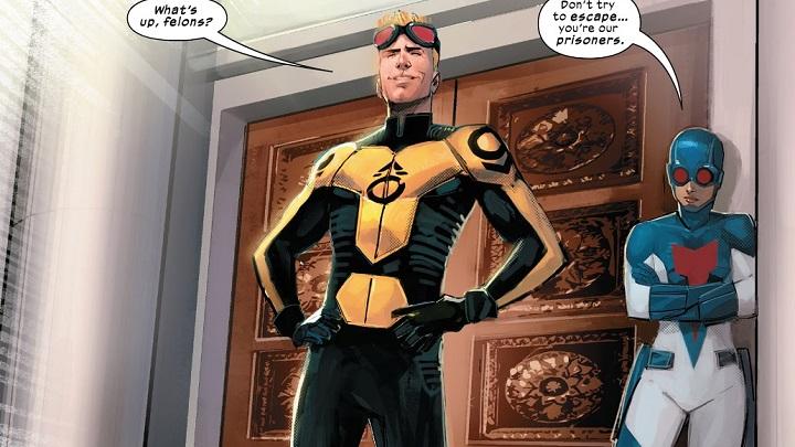 Nuevos Mutantes #2: Amanecer de X