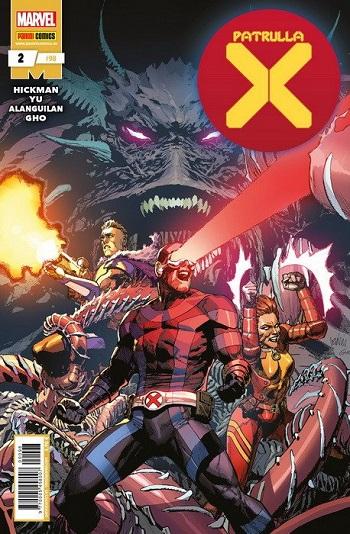 Patrulla X #2: Amanecer de X
