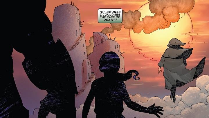 Thanos #4: Santuario Cero