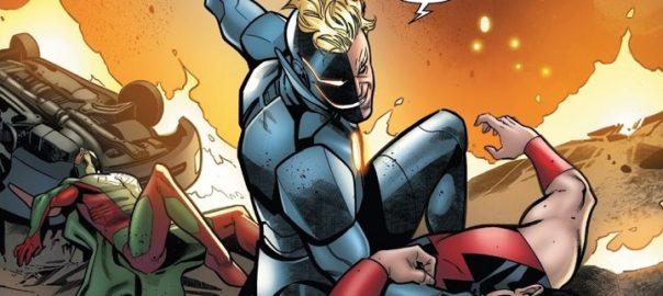Tony Stark: Iron Man #13