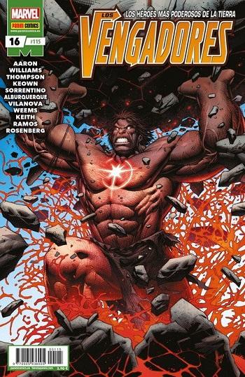 Vengadores #16 (#115)