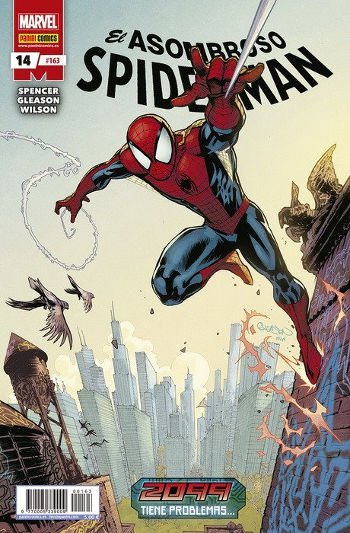 El Asombroso Spiderman #163
