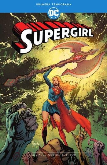Supergirl: Primera Temporada