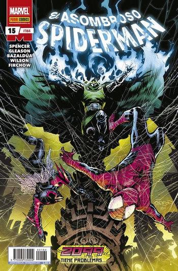 El Asombroso Spiderman #15