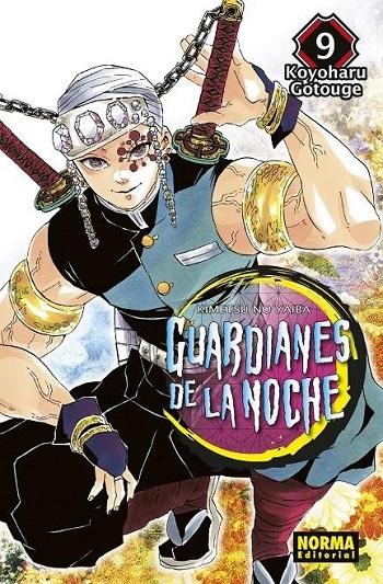 Guardianes de la Noche #9
